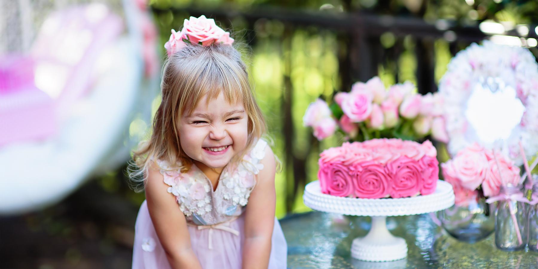 Party cakes Kleinblatt